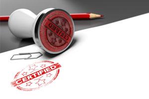 Certificazioni e Sicurezza